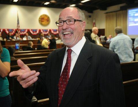 Gregg Hart wins a seat on the Santa Barbara City Council