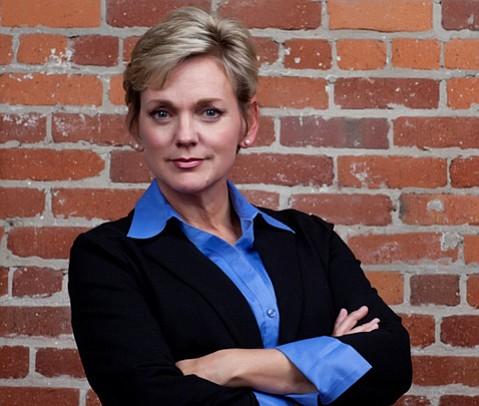 Former Michigan Governor Jennifer Granholm