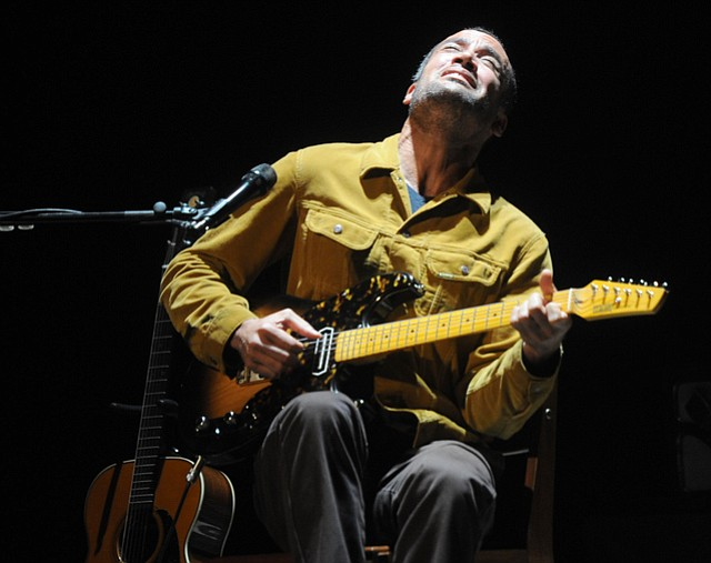 Ben Harper at the Granada Theatre