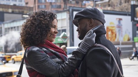 <b>MISTLETOE, MELODRAMA:</b>  <i>The Best Man Holiday</i>, with an ensemble cast featuring Sanaa Lathan and Taye Diggs, is no Scrooge when it comes to dispensing the holiday histrionics.