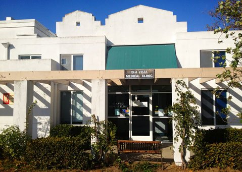 Isla Vista Neighborhood Clinic stays in place for now thanks to a Health and Human Services grant and county supervisors' attempts to hold on to the property.