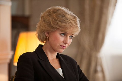 Naomi Watts shines as the People's Princess in Oliver Hirschbiegel's new drama.