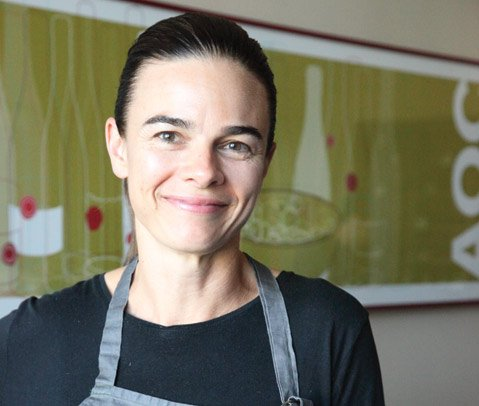 <b>KITCHEN GODDESS:</b>  Superstar chef Suzanne Goin will be in town, at her husband's restaurant The Hungry Cat, next Monday, December 2, for a special dinner highlighting recipes from her newest cookbook.