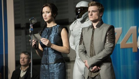 The Hunger Games: Catching Fire</em>