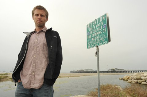 <b>NO TEETH:</b>  Ben Pitterle of Channelkeeper says the new guidelines are too easy on big-time polluters.