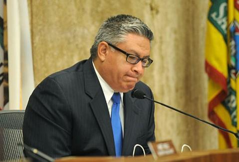 Salud Carbajal, 1st District Supervisor