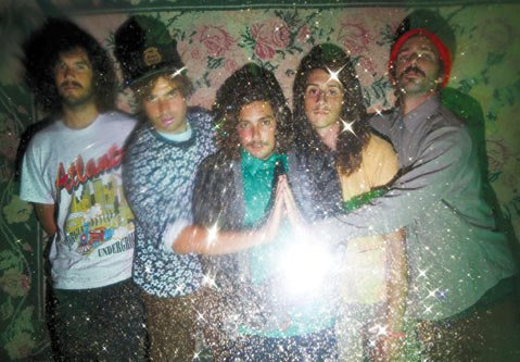 <b>YOUR AURA IS PURPLE:</b> The Growlers are Southern California's reigning psych-rock act. They bring their fuzzed-out sound and sparkle-filled stage sets to Santa Barbara on December 14.
