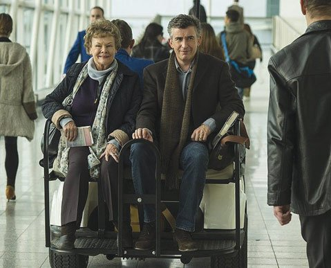 <b>THE TRIP:</b> In Philomena, Steve Coogan plays real-life reporter Martin Sixsmith opposite