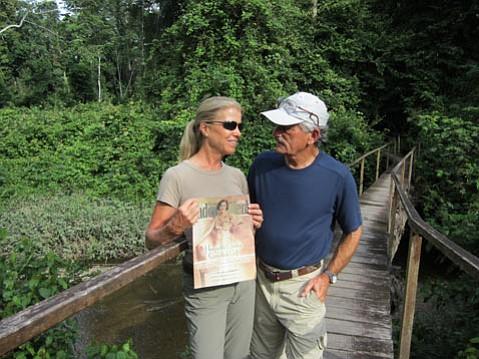 Katya Shirokow and Rick Rosenthal