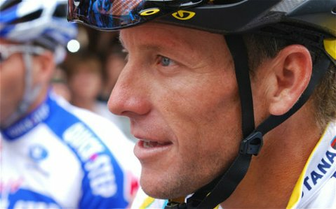 WHY THEY CALL IT DOPE: Lance Armstrong offers up a series of interviews about his performance enhancing drug use in <em>The Armstrong Lie</em>.