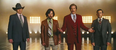 <em>Anchorman 2: The Legend Continues</em>