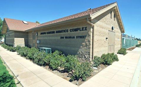 Joe Centeno Aquatics Complex (Sept. 12, 2010)
