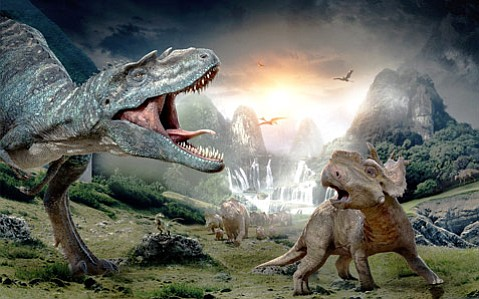 <em>Walking with Dinosaurs</em>