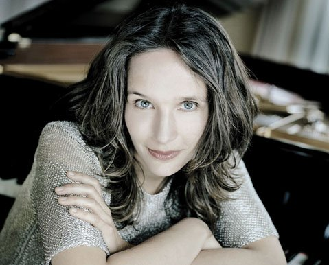 <b>ALL IS FULL OF LOVE:</b> Pianist Hélène Grimaud returns to town to accompany the S.B. Symphony for Salute to Love.