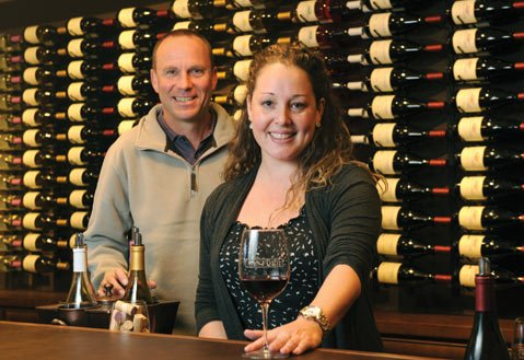 Wine: Sanford Comes Downtown