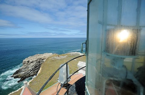 The S.B. Maritime Museum is throwing a party for the Point Conception Lighthouse lens, which more than a century ago began illuminating the treacherous coastal pointy elbow of California.