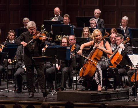 Royal Philharmonic Orchestra at the Granada Theatre