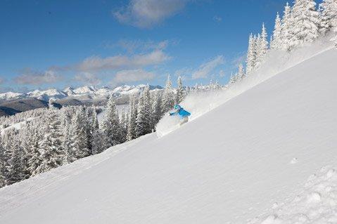 Vail Skiing