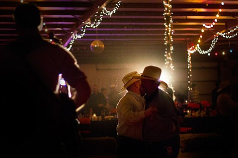 <em>Queens and Cowboys: A Straight Year on the Gay Rodeo</em>