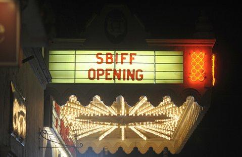 SBIFF Opening Night