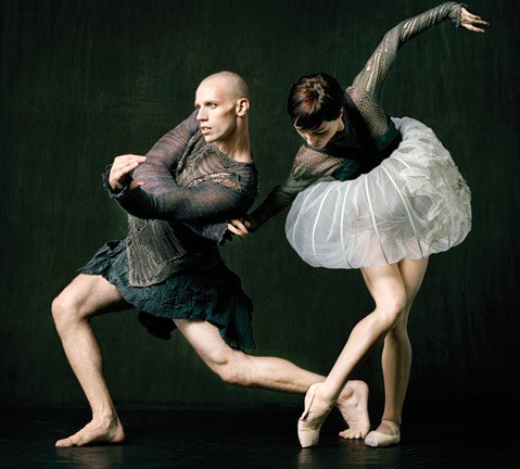 <b>BUST A MOVE:</b> Cedar Lake dancers are masters of adaptation.
