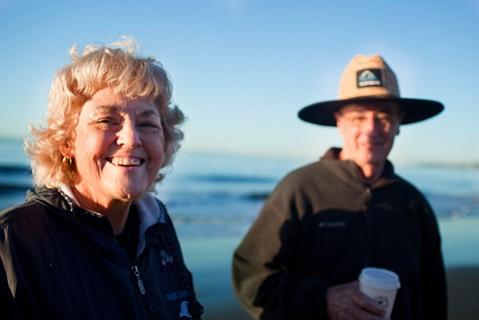 Carolyn and David Purdy