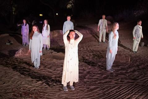 Westmont Presents Greek Tragedy <i>Electra</i> Outdoors.
