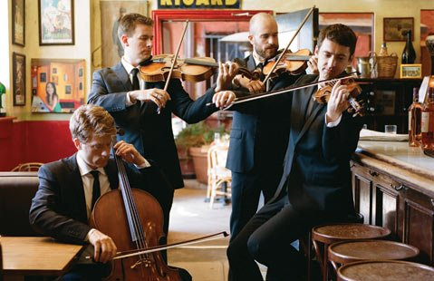 The Calder Quartet