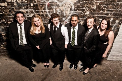 The Second City Comedy Troupe
