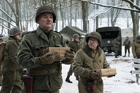<em>The Monuments Men</em>