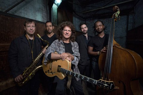 <b>IT'S PAT:</b>  Pat Metheny returns to town with his Unity Group on Wednesday night.