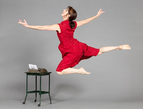 """<b>TURN, TURN, TURN:</b> Melissa Block performs in """"Alma,"""" just one of the dances in this week's Kinesis program."""