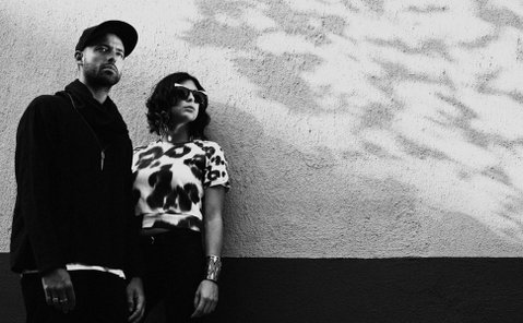 New York's Phantogram (from left Josh Carter and Sarah Barthel) headline the Majestic Ventura Theater on Sunday, February 24.