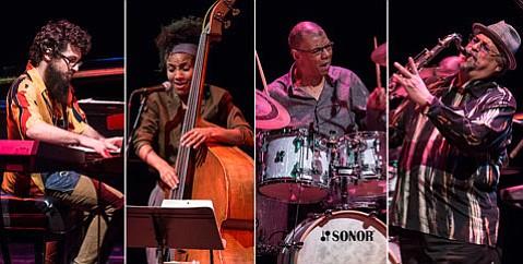 The Spring Quartet at the Lobero Theatre