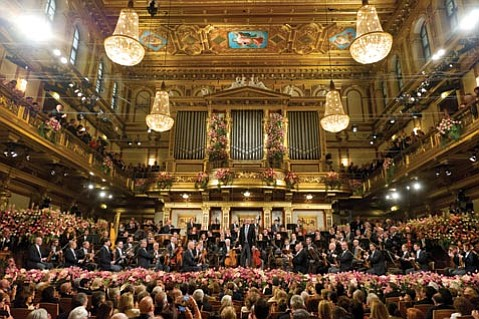 The VPO transmits the special genius of Schubert and Mahler at the Arlington Theatre on March 5.