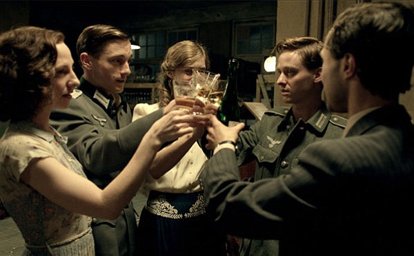 <em>Generation War</em> screens in two parts this Wednesday, February 26 and next Wednesday, March 5 as part of the Showcase film series at Plaza de Oro.
