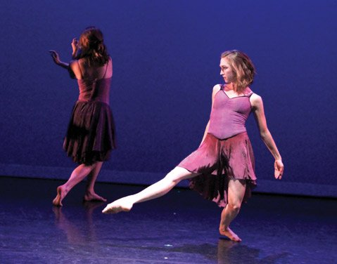 <em>Kinesis</em> at Center Stage Theater