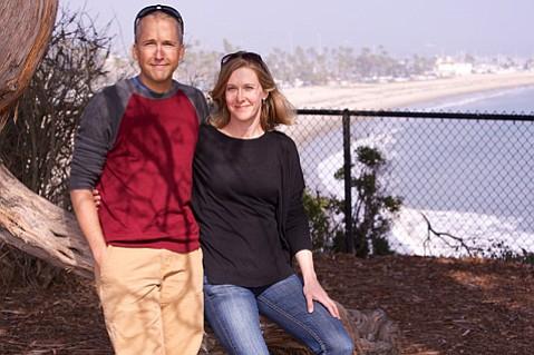 Steve Smith and Elizabeth Schwyzer
