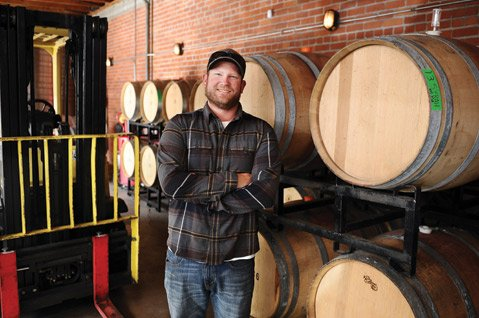 Winemaker Danny Miles explains the origins and future of Santa Barbara's urban-wine pioneer.