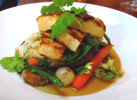 Arlington Tavern Grilled Tofu
