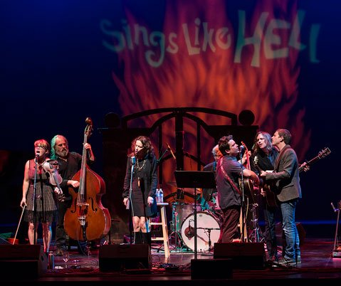 The Watkins Family Hour at the Lobero Theatre