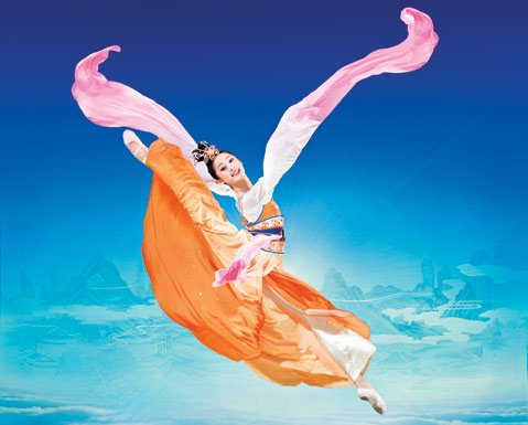 <b>FOLLOWING TRADITION:</b>  Many of the dances Shen Yun Performing Arts will bring to Santa Barbara this week portray ancient Chinese legends.