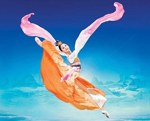 <b>FOLLOWING TRADITION:</b>  Many of the dances Shen Yun Performing Arts will bring to Santa Barbara this week portray ancient Chinese legends.