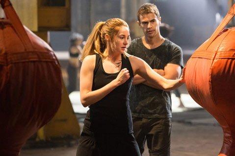 <em>Divergent</em>