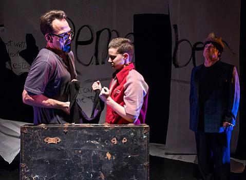 <em>Hamlet</em> at Center Stage Theater