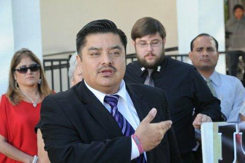 Attorney James Segall-Gutierrez