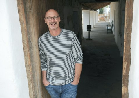 Pacific Pride Foundation Executive Director David Selberg (April 4, 2014)