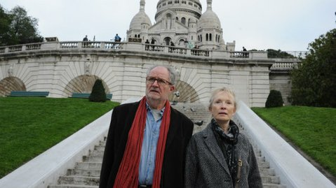 Jim Broadbent and Lindsay Duncan star in <em>Le Week-end</em>.