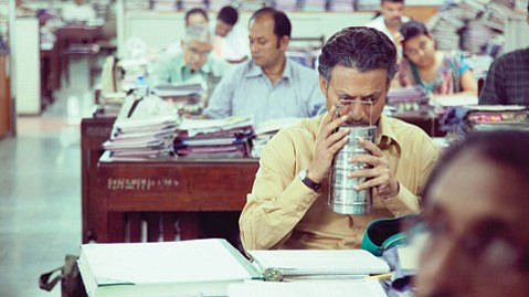 <b>BEYOND THE PAIL:</b>  Though on paper its story may seem bland, <i>The Lunchbox</i>, starring Irrfan (<i>Life of Pi</i>) Khan, is a feast of a film.
