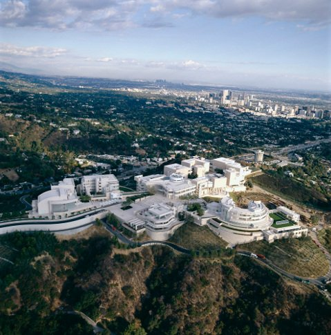 Getty Center Los Angeles